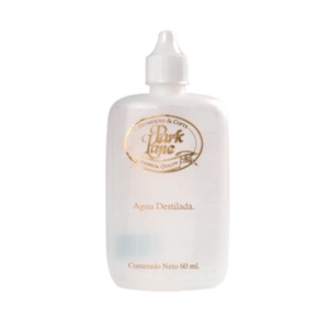 AGUA DESTILADA PARK LANE BOTE 60 ML
