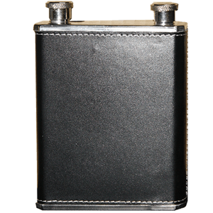 LICORERA PARK LANE PU COLOR NEGRO 10 OZ