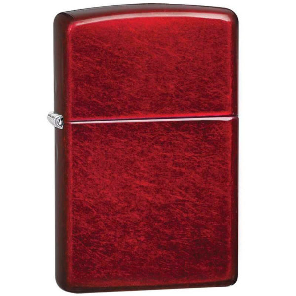 ENCENDEDOR ZIPPO CANDY APPLE RED