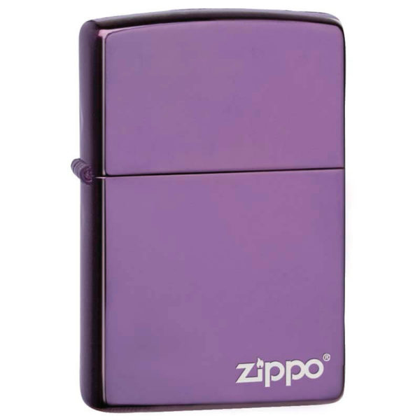 ENCENDEDOR ZIPPO ABYSS WITH ZIPPO LOGO