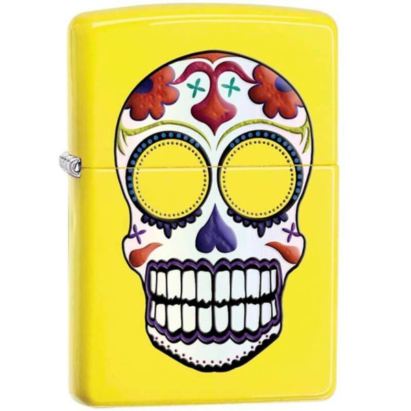 ENCENDEDOR ZIPPO DAY OF DEAD