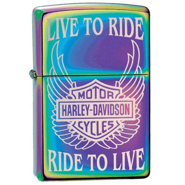 ENCENDEDOR HARLEY DAVIDSON LIVE TO RIDE