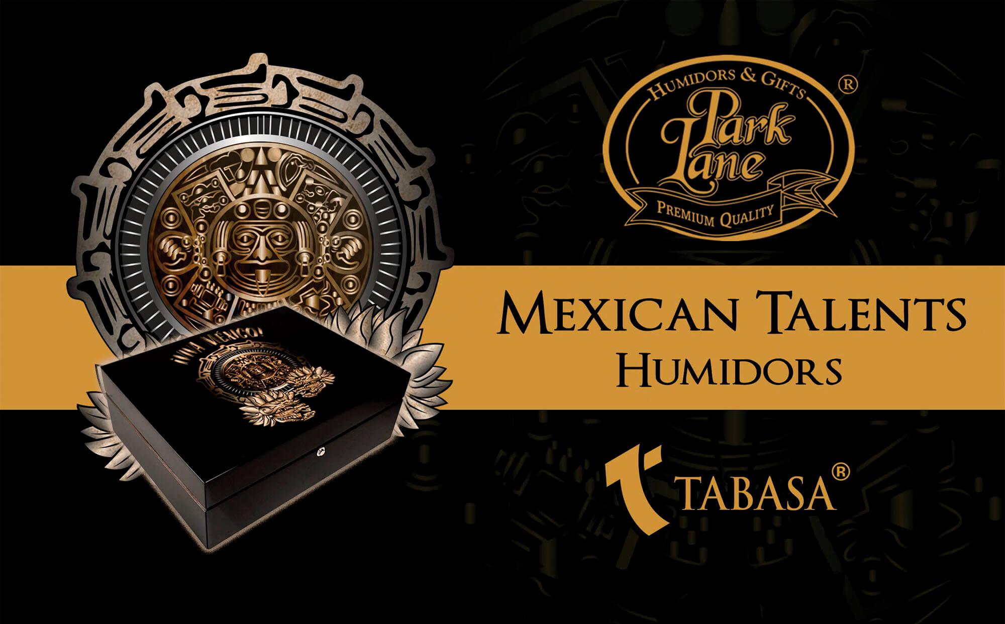 Lanzamiento en Estados Unidos de Humidores Park Lane Edición Talentos Mexicanos